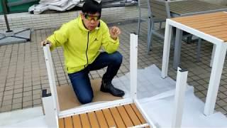 Publication Date: 2018-11-24 | Video Title: 學校環保木枱椅