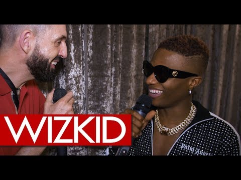 "My new album is titled ""Made In Lagos"" – Wizkid discusses with Tim Westwood at #Afrorepublik"