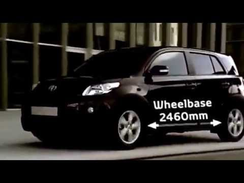 2016 Toyota Urban Cruiser Look Awesome