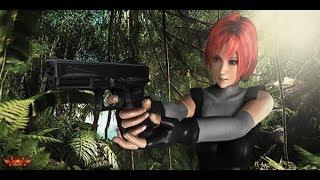 10 Minutos de Gameplay Dino Crisis 2 Game PS1 e PC