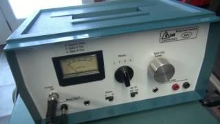 How to repair Dynakit Dynaco Mark IV EL34 Tube audio mono block amplifier