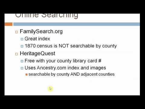 Census Research Tips And Tricks