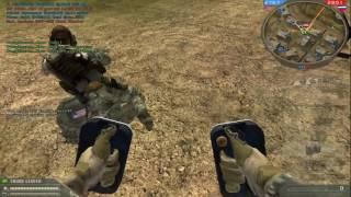 BF2 M16A4 & M4 Testing