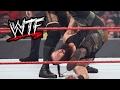 Wtf Moments: Wwe Raw (feb 20, 2017) video