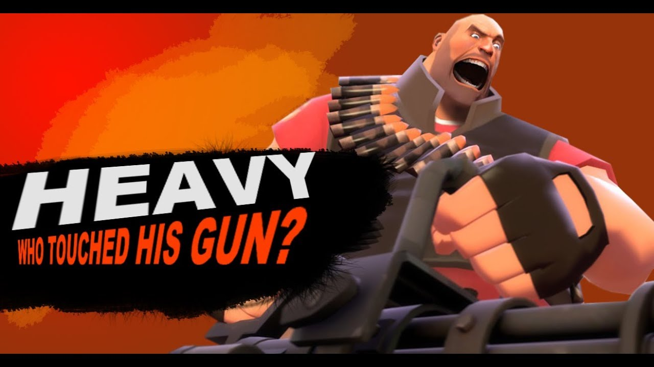 Super Smash Bros  Ultimate  Team Fortress 2 Heavy Reveal