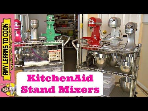 Kitchenaid Commercial Stand Mixer 8 Quart Unboxing Amp Re