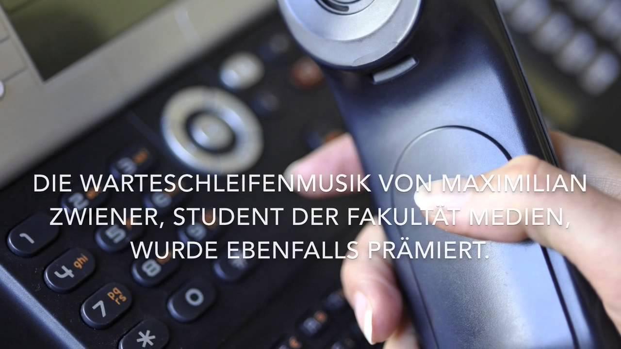 Warteschleifenmusik - Der besondere Musik-Contest der Bauhaus-Uni