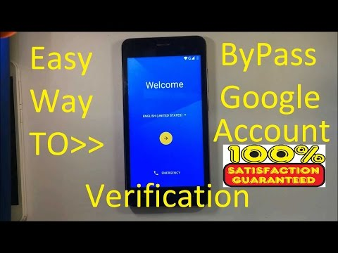 Easy Way To Bypass Google Account Verification Micromax Mobiles - step by step