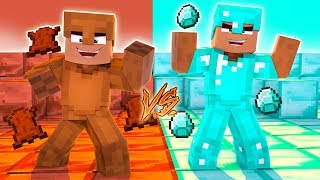 Who Is Better at Minecraft Pocket Edition?
