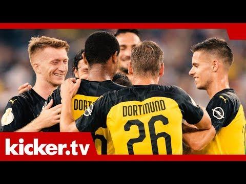 Bereit für den Bayern-Angriff - BVB will eine Saison mit Happyend | kicker.tv