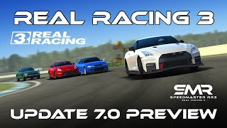 Real Racing 3 Update 7.0 Preview RR3