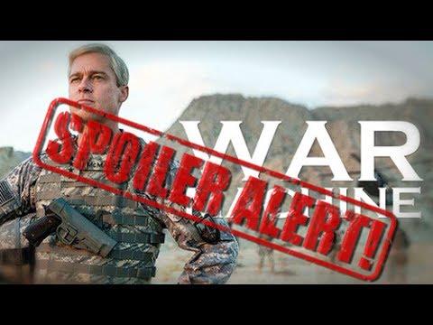 SPOILER!! War Machine with Jimmy Dore - Comedy Film Nerds Spoiler Ep 57
