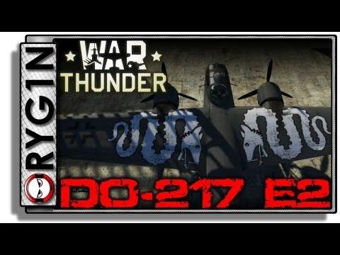 War Thunder - Do-217 E2 - Historic Battle