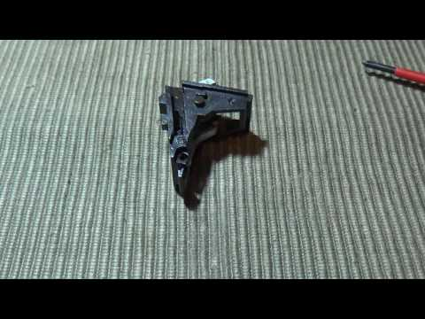 Tokyo Marui G18c - Full Disassembly and Reassembly