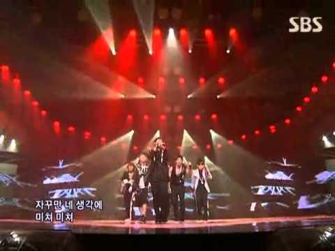 B2ST - Bad girl (비스트 - Bad girl) @ SBS Inkigayo 인기가요 091025