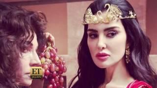 ET بالعربي - ميساء مغربي في أول عمل تاريخي في مسلسل سمرقند