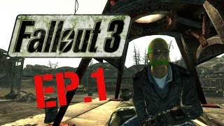CHEEF KWEEF ORIGIN | Fallout 3 - #1