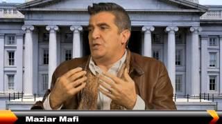 Maziar Mafi Royal TV interview The New Visa Waiver law and Iran V1