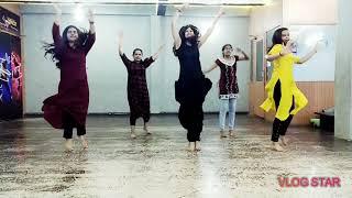 Kithe Reh Gaya | Neeti Mohan | Dance Choreography |  Bhumika Dance Studio