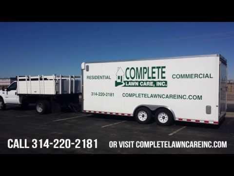 St Louis Lawn Care - Complete Lawn Care Inc