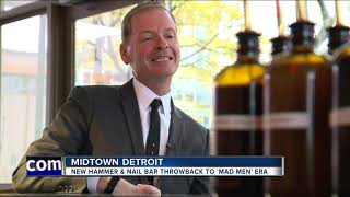 Nail cocktail bar to specialize in nostalgia when it opens in Midtown Detroit