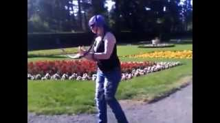 Miki DaVelle, The Augusta Hula Hoop Girl Thumbnail