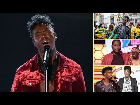 Dalton Harris Celebrates Winning X Factor UK 2018 & 1 Mil Contact  + Skatta Burrell & Fans Reacts