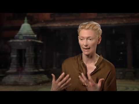 "Doctor Strange: Tilda Swinton ""The Ancient One"" Behind the Scenes Movie Interview"