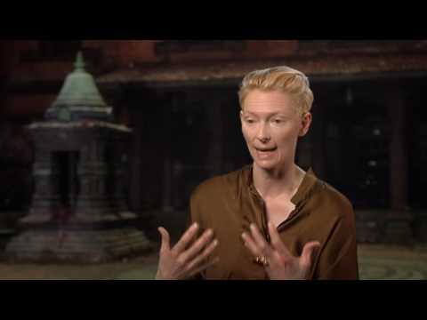 "Doctor Strange: Tilda Swinton ""The Ancient One"" Behind the Scenes Movie Interview"