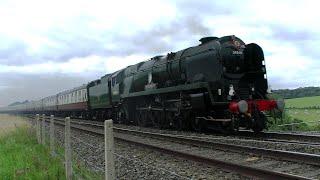 The English Riviera Express with Braunton