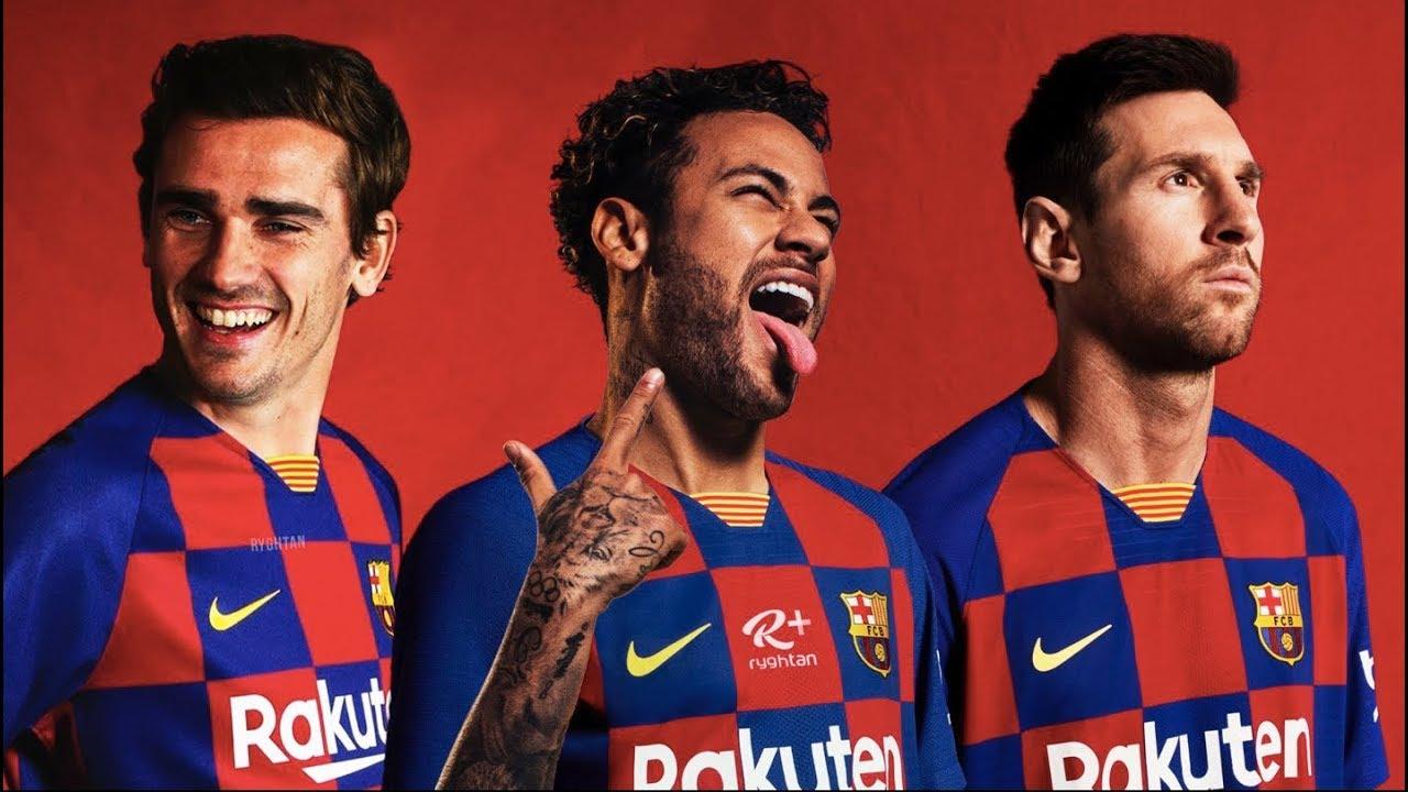 Neymar transfer barcelona 2020