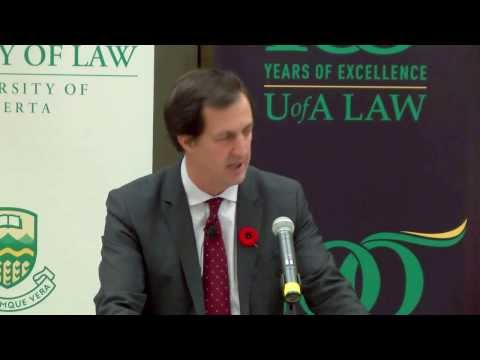 Andrew Coyne 'The Alarming State of Canada's Democracy'_Merv Leitch QC lecture_4 Nov 2013