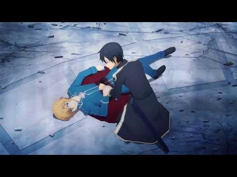 Sword Art Online Alicization Eugeo's Death [HD]
