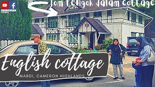 Bermalam di  English cottage Mardi | Cameron Highland