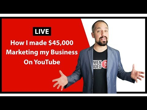 YouTube Marketing – How to Drive Sales with One Powerful Video (24 hrs Only!!)