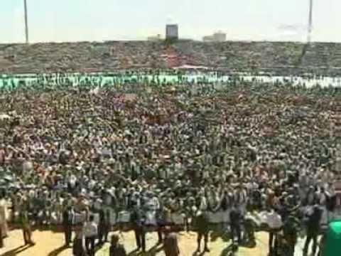 Mosaic News - 03/10/11: Fierce Fighting in Libya