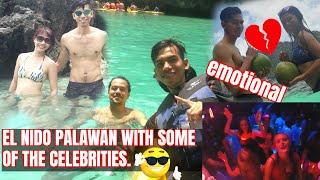 EL NIDO, Palawan Vlog with John Lloid cruz | my relationship breakup - Sad