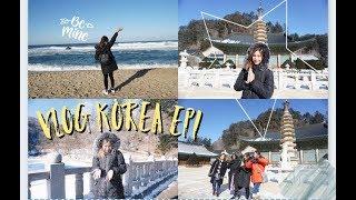 VLOG KOREA EP3 ! กับหลายสถานที่ที่ต้องไปนอกกรุงโซล !!