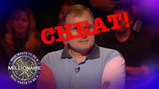 The Man Who Cheated Millionaire - Who Wants To Be A Milliona...