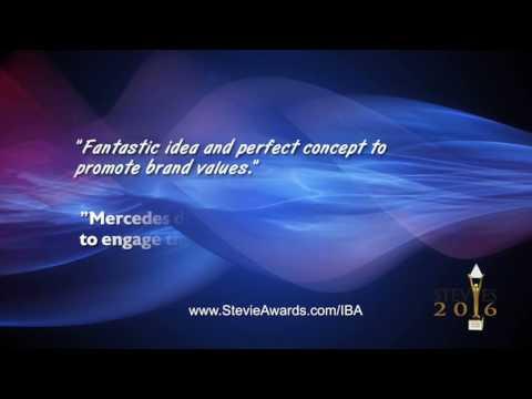 Mercedes Benz Turkey winsStevie® Award(s) in The2016International Business Awards
