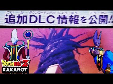 NEW Dragon Ball Z Kakarot (DLC Pack 1) - Battle Of Gods Confirmed! Beerus Planet Reveal!