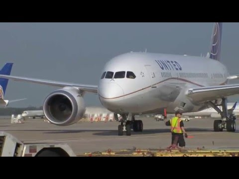 United - Eco-Skies - LAX Biofuel Initiative With AltAir Fuels