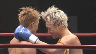 【OFFICIAL】2016.11.3 小澤海斗vs武尊 初代フェザー級王座決定トーナメント・決勝戦