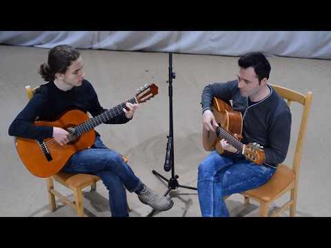The Bard's Song   Guitar Duo & Cello