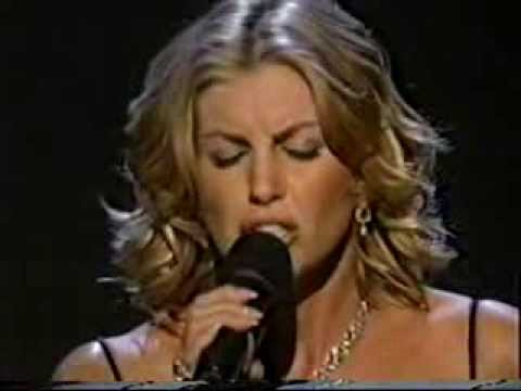 Faith Hill - There You'll Be live at the Academy Awards