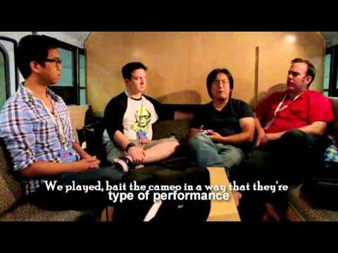 Freddie W Interview RTX 2013