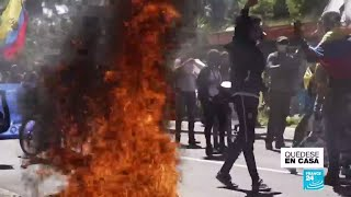 Ecuador: protestas en rechazo a las medidas de austeridad