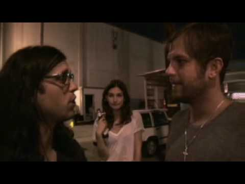Making Of Kings Of Leon - Use Somebody Video
