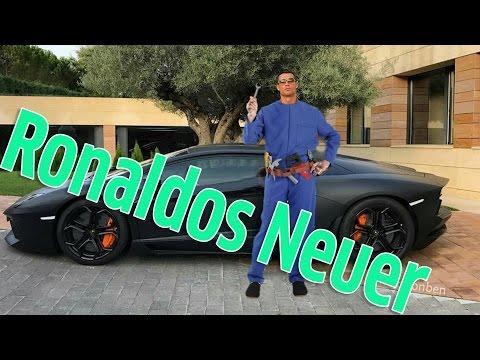 Cristiano Ronaldo und sein Neuer