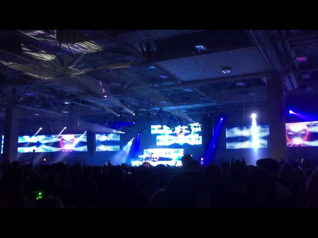 Seven Lions - You Got To Go (Seven Lions Remix) [LIVE @ LAN2014 - Dallas]